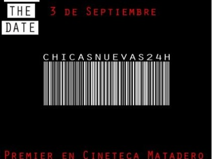 Making of 'Chicas Nuevas 24 Horas'